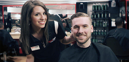 Sport Clips Haircuts of Marketplace @ I-10  Haircuts