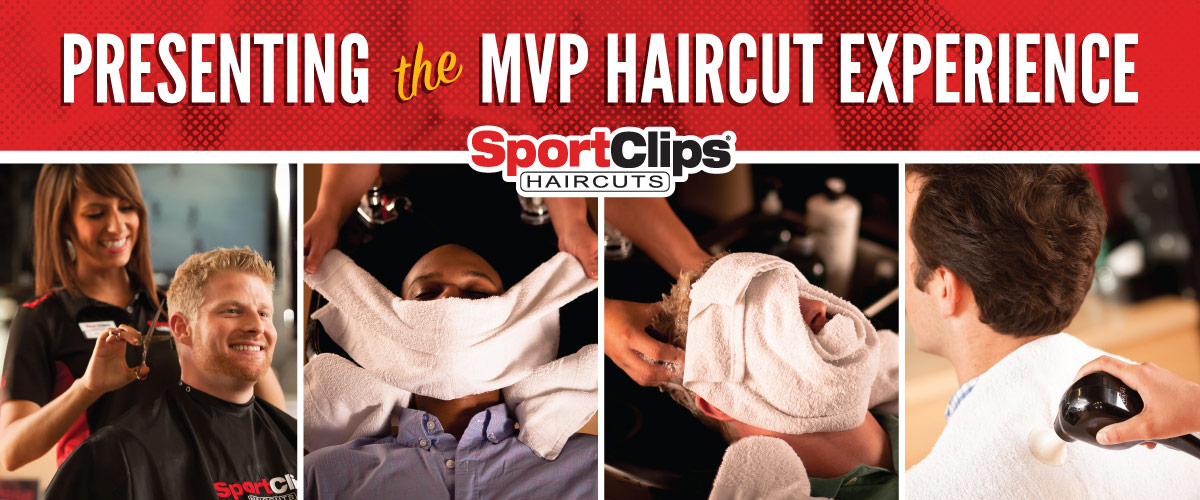 The Sport Clips Haircuts of Marketplace @ I-10  MVP Haircut Experience